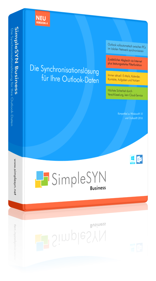 SimpleSYN Business Boxshot
